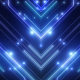 VJ Blue Cybernetics - VideoHive Item for Sale