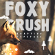 FOXY BRUSH + BONUS - GraphicRiver Item for Sale