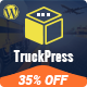 TruckPress - Warehouse, Logistics & Transportation WP Theme - ThemeForest Item for Sale