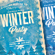Vintage Winter Party - GraphicRiver Item for Sale