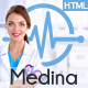 Medina Medical - Medical Template Nulled