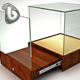 GLASS SHOWCASE - TABLE TOP - 3DOcean Item for Sale