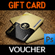 Gift  Voucher Card Template Vol 24 - GraphicRiver Item for Sale