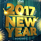 2017 New Year Flyer - GraphicRiver Item for Sale