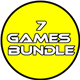 7 HTML5 Games Bundle (Construct 2 - CAPX)