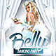 Belly Dance Party - GraphicRiver Item for Sale