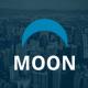 Moon - Google Slide Presentation Template Vol.7 - GraphicRiver Item for Sale