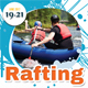 Rafting Poster