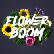 Flower Boom Graphic Pack - GraphicRiver Item for Sale