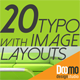 20 Typo with Image Layouts - VideoHive Item for Sale