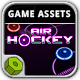 Air Hockey - Game Assets - GraphicRiver Item for Sale