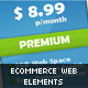 eCommerce Web Elements - GraphicRiver Item for Sale