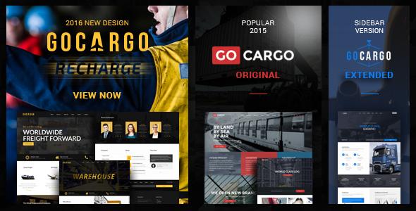 GoCargo – Cargo, Freight, Logistics & Transportation