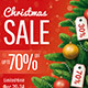 Christmas Sale Flyer/Poster - GraphicRiver Item for Sale