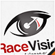Race Vision Logo - GraphicRiver Item for Sale