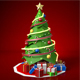 Download Low Poly Christmas tree from 3DOcean