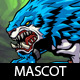 Werewolf Cartoon Mascot - GraphicRiver Item for Sale