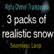 Snow Realistic - VideoHive Item for Sale