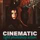 3 Cinematic Light Photoshop Action - GraphicRiver Item for Sale