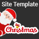 Christmas / New Year Party Template With Wish Mailer - ThemeForest Item for Sale