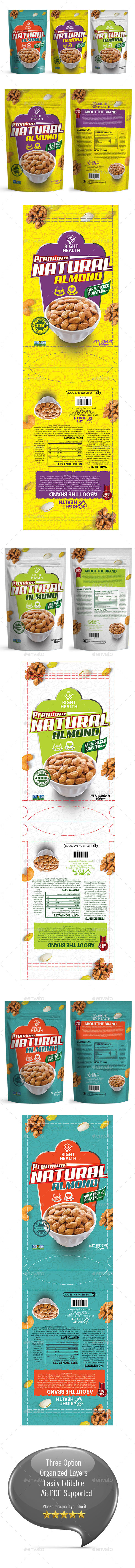 Food Packaging Graphics Designs & Templates from GraphicRiver