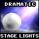 Dramatic Stage Lights Pro - GraphicRiver Item for Sale