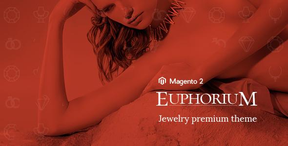 Euphrium – Responsive Magento 2 Theme