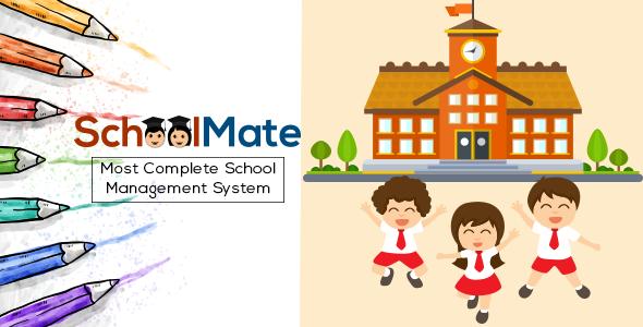 EZ SchoolMate - Most Complete School Management System - CodeCanyon Item for Sale