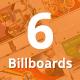 Bundle of 6 Multipurpose Billboard Banners - GraphicRiver Item for Sale