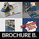 Construction Company Brochure Bundle Vol.1