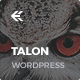 Talon - Responsive WordPress Theme - ThemeForest Item for Sale