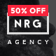 The Agency - Creative One-Page Agency Theme Nulled