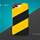 Case Phone 7 Mockup - GraphicRiver Item for Sale