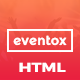 Eventox | Event Concert & Conference Template - ThemeForest Item for Sale
