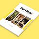 Minimal Interior & Architecture Portfolio