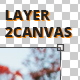 Transform Layer to Canvas Size - GraphicRiver Item for Sale