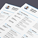 ProBiz – Business and Corporate Resume and Cover Letter - GraphicRiver Item for Sale