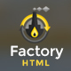 Factory Industrial - Engineering & Industrial HTML5 Template - ThemeForest Item for Sale