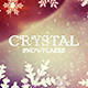 Crystal Snowflakes - VideoHive Item for Sale
