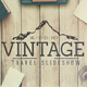 Vintage Travel Slideshow - VideoHive Item for Sale