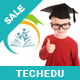 TechEdu – Education WordPress Theme - ThemeForest Item for Sale