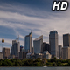 Clouds over Sydney City Skyline - VideoHive Item for Sale