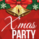 Xmas Party Invitation Flyer - GraphicRiver Item for Sale