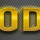 12 Gold Text Effect Style Vol 01 Nulled