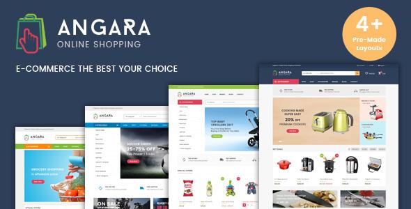 Angara – Responsive Prestashop Theme