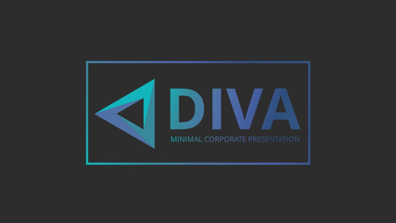 DIVA - Marketing PowerPoint Pitch Deck by Spriteit | GraphicRiver
