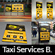 Taxi Services Advertising Bundle
