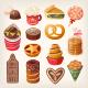 Christmas Market Street Food - GraphicRiver Item for Sale