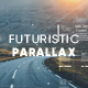 Futuristic Parallax Slideshow - VideoHive Item for Sale