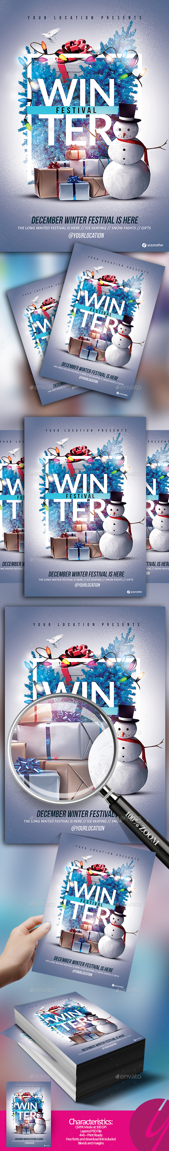 Winter is Here Festival - Holidays Events